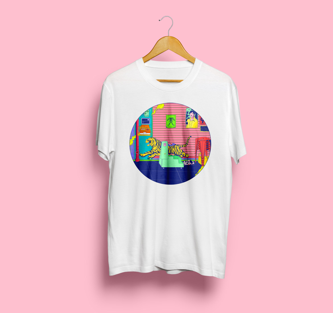 T-Shirt-Mock-Up-Frontuniqlo