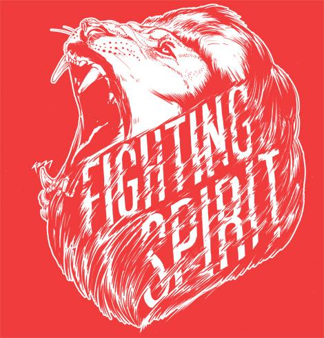 Sg50 Fighting Spirit