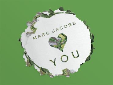 Marc Jacobs Resort 2010 Show Invite