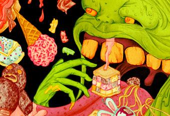 Kult Magazine: Food